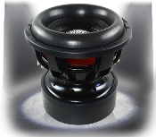 "Sundown Nightshade V3-12 D1/D2 12"" Subwoofer"