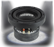 "Sundown X-6.5SW D4 6 1/2"" Subwoofer"