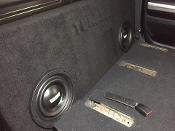 14-17 TUNDRA 10 INCH PORTED CREWMAX SUBWOOFER ENCLSOURE