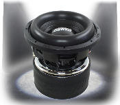"Sundown Audio Z-10 V.5 D2 10"" 2000W RMS Dual 2-Ohm ZV5"